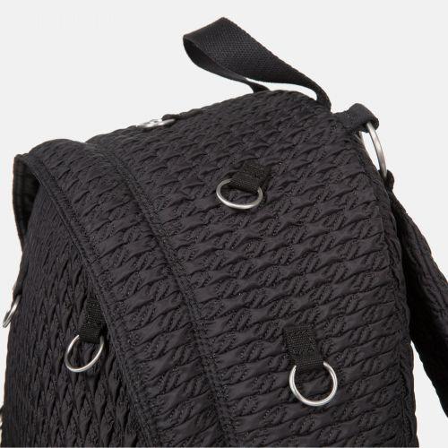 Raf Simons Padded Loop Black Matlasse Special editions by Eastpak - view 10
