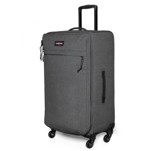 Traf'ik 4 L Black Denim Large Suitcases by Eastpak - view 11
