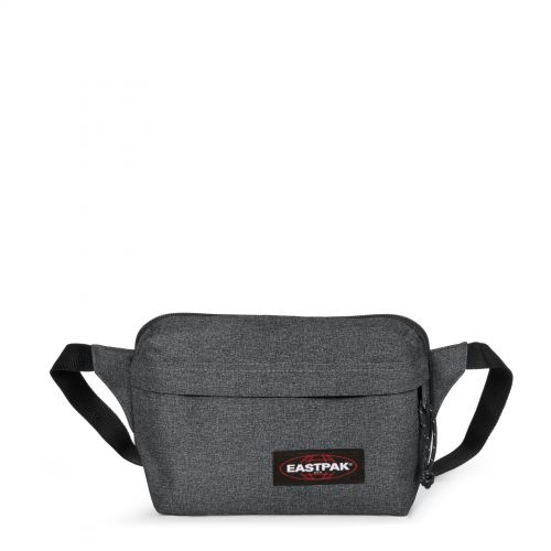 Padded Travell'r Black Denim Travel by Eastpak - view 11