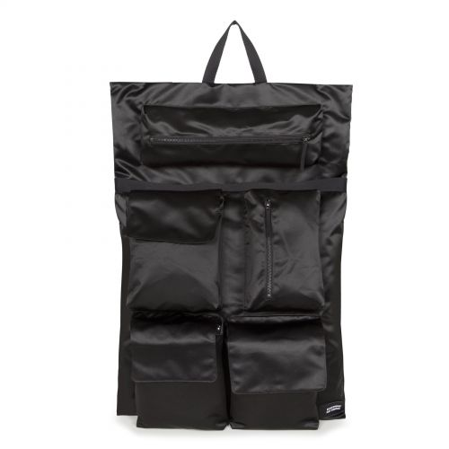 Raf Simons Poster Backpack Satin Boy Yellow Special editions by Eastpak - view 11