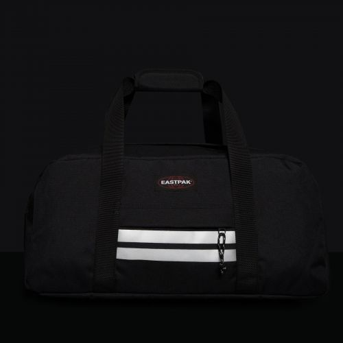 Stand + Reflective Black Weekend & Overnight bags by Eastpak - view 11