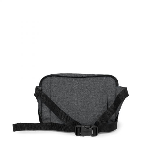 Padded Travell'r Black Denim Travel by Eastpak - view 12