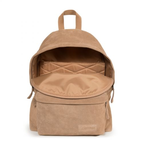 Padded Pak'r® Suede Brownie Leather by Eastpak - view 12