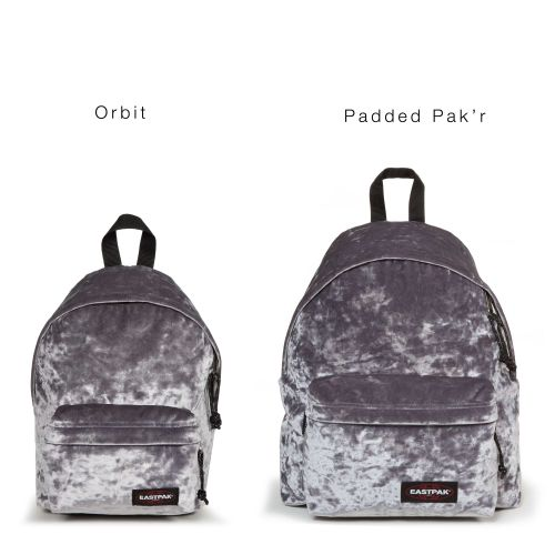Orbit XS Crushed Grey Under £70 by Eastpak - view 13