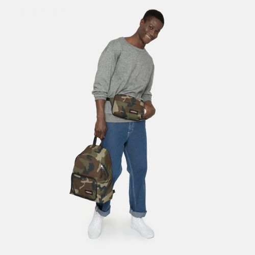 Padded Travell'r Camo Travel by Eastpak - view 13