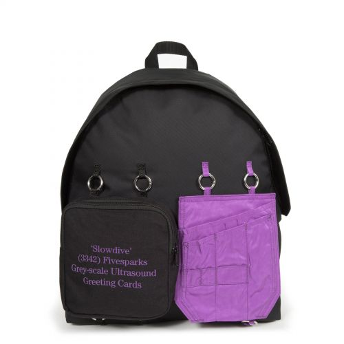 Raf Simons Padded Doubl'r Purple Quote Special editions by Eastpak - view 13