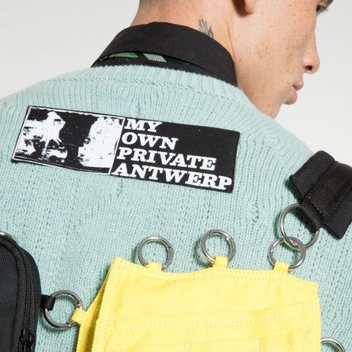 Raf Simons Pocketbag Loop Quote Special editions by Eastpak - view 13