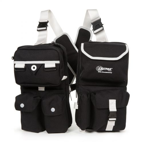 White Mountaineering Vest Bag Dark Special editions by Eastpak - view 13