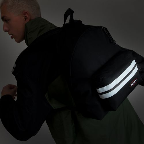 Padded Pak'r® Reflective Black Around Town by Eastpak - view 14