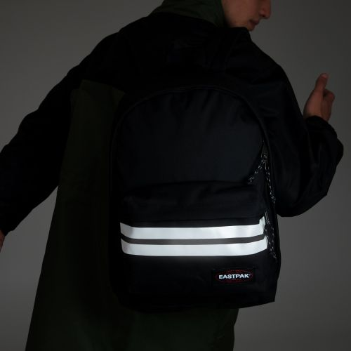 Out Of Office Reflective Black Study by Eastpak - view 14