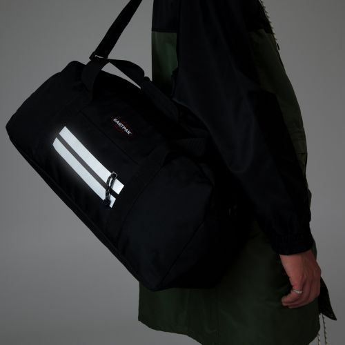 Stand + Reflective Black Weekend & Overnight bags by Eastpak - view 14