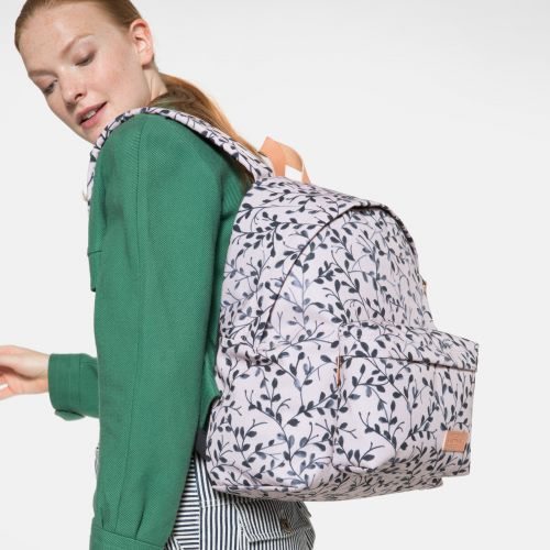 Padded Pak'r® Leaf Backpacks by Eastpak - Front view