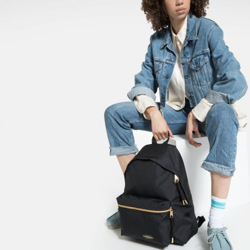Padded Pak'r® Goldout Black-Gold Under £70 by Eastpak - view 15