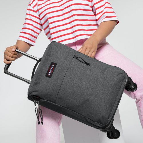 Traf'ik 4 S Black Denim Luggage by Eastpak - view 2