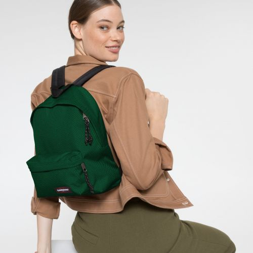 Orbit XS Meshknit Green Backpacks by Eastpak - view 2