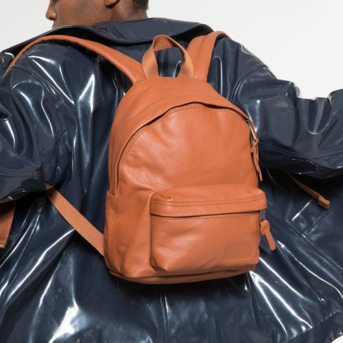 Orbit XS Brandy Leather Leather by Eastpak - view 2