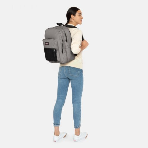 Pinnacle Concrete Grey Travel by Eastpak - view 2