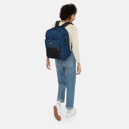 Pinnacle Minigami Blue Birds Laptop by Eastpak - view 2