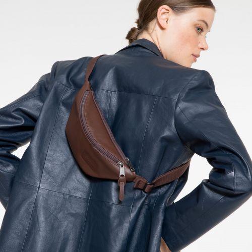 Springer Chestnut Leather Under £70 by Eastpak - view 2