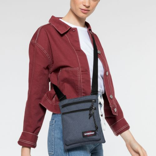 Rusher Crafty Jeans Shoulderbags by Eastpak - view 2