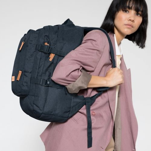 Volker CS Triple Denim Backpacks by Eastpak - view 2