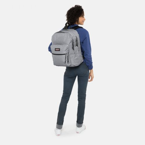 Pinnacle L Sunday Grey Basic by Eastpak - view 2