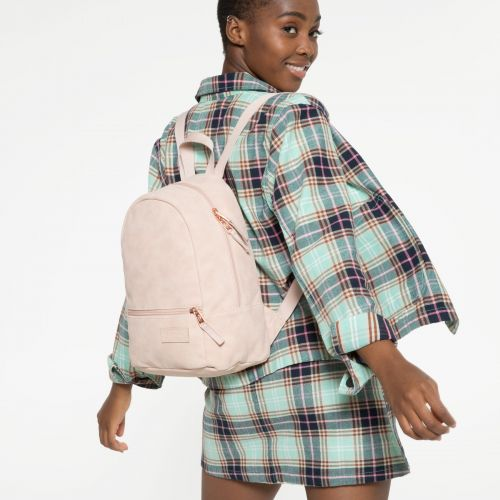 Lucia M Super Fashion Glitter Pink New by Eastpak - view 2