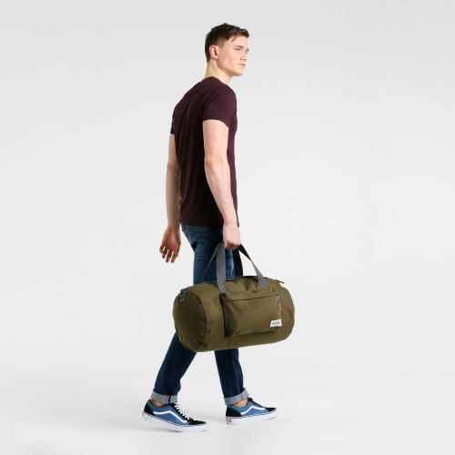 Calum Opgrade Green Duffles & Holdalls by Eastpak - view 2