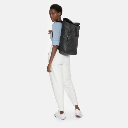 Macnee Topped Black Laptop by Eastpak - view 2