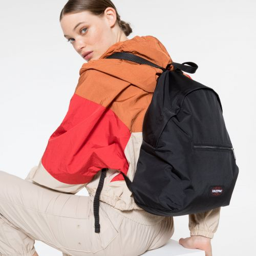 Padded Instant Foldable Black Travel by Eastpak - view 2