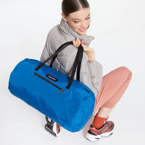 Renana Instant Foldable Blue Duffles & Holdalls by Eastpak - view 2