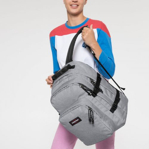 Provider Sunday Grey Backpacks by Eastpak - view 2