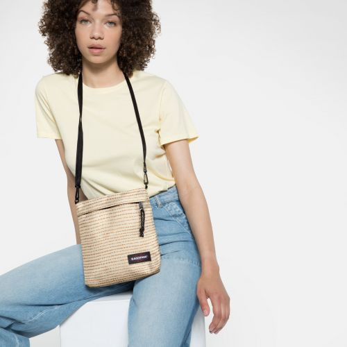 Lux Twinkle Copper Shoulderbags by Eastpak - view 2