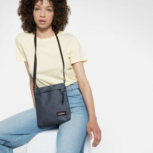 Lux Crafty Jeans Shoulderbags by Eastpak - view 2
