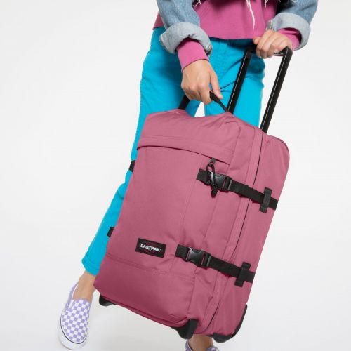 Tranverz S Salty Pink Luggage by Eastpak - view 2