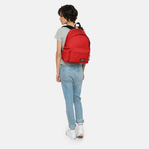 Padded Pak'r® Teasing Red by Eastpak - view 2