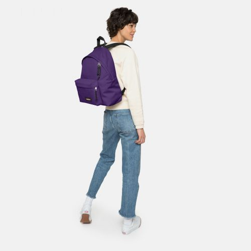 Padded Pak'r® Prankish Purple by Eastpak - view 2