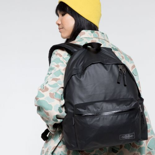 Padded Pak'r® Topped Black Backpacks by Eastpak - view 2