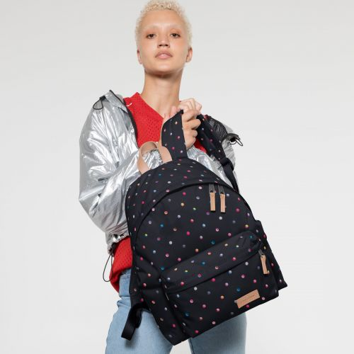 Padded Pak'r® Super Confetti Backpacks by Eastpak - view 2