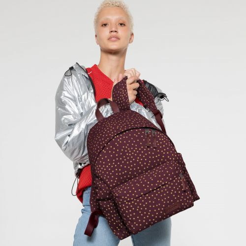 Padded Pak'r® Super Gold Dots Backpacks by Eastpak - view 2