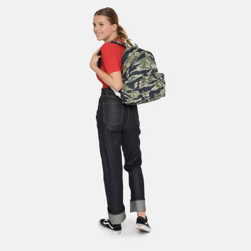 Padded Pak'r® Camo'ed Forest Around Town by Eastpak - view 2