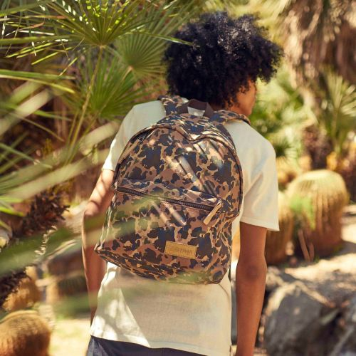 Padded Pak'r Camo Suede Leather by Eastpak - view 2