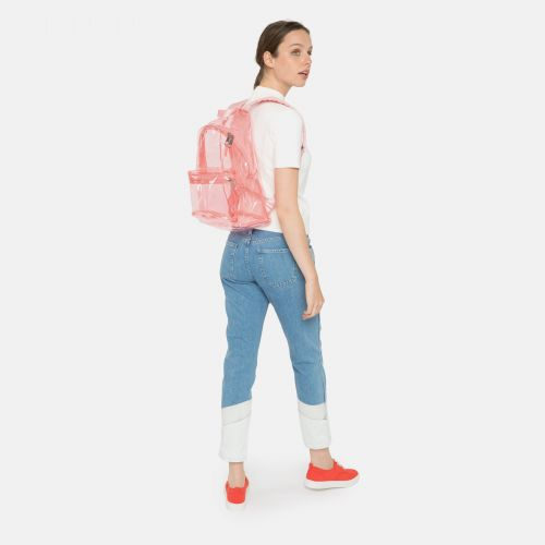 Padded Pak'r® Pink Film Around Town by Eastpak - view 2