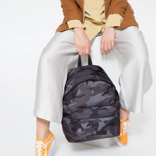 Padded Pak'r® Constructed Camo Backpacks by Eastpak - view 2