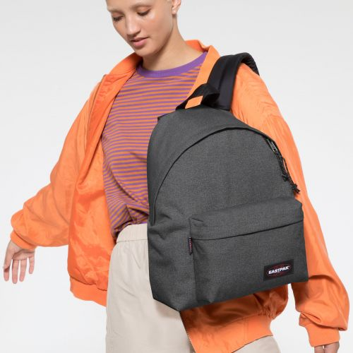 Padded Pak'r® Black Denim Backpacks by Eastpak - view 2