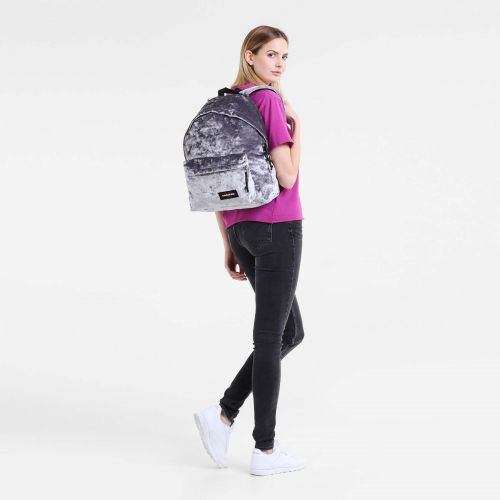 Padded Pak'r® Crushed Grey Around Town by Eastpak - view 2