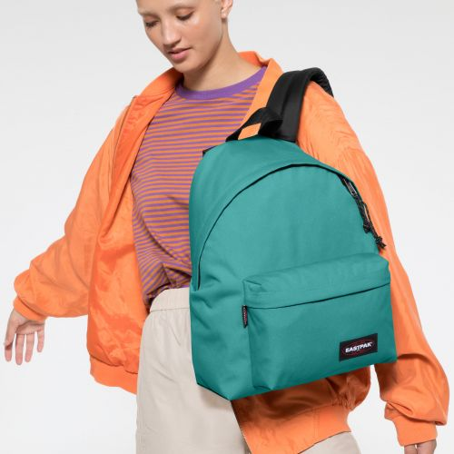 Padded Pak'r® Lagoon Blue Backpacks by Eastpak - view 2