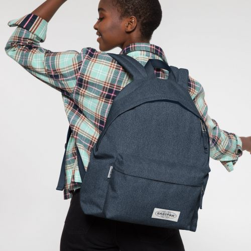 Padded Pak'r® Muted Blue New by Eastpak - view 2