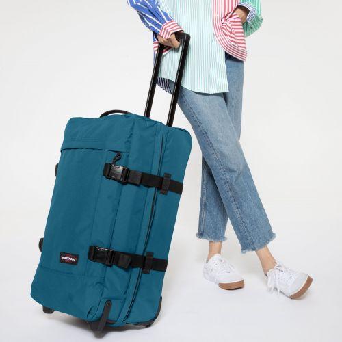 Tranverz M Horizon Blue Luggage by Eastpak - view 2