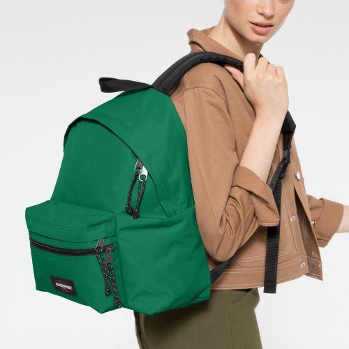 Padded Zippl'r Promising Green Backpacks by Eastpak - view 2